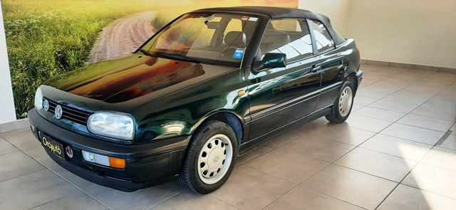 Volkswagen Golf Cabriolet cat *ASI*UNICO PROPRIETARIO-S.STERZO-112.000 KM!!!!