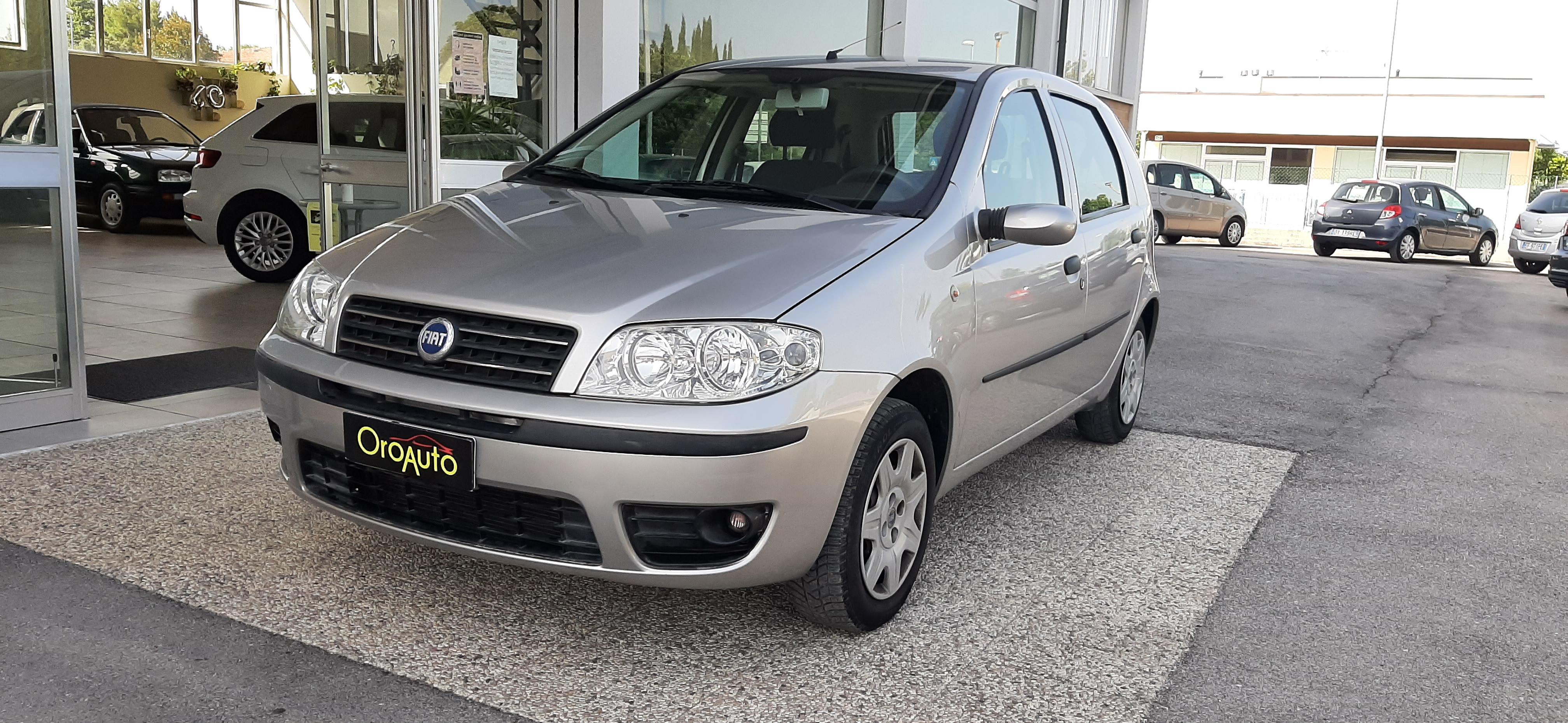 Fiat Punto 1.2 5 Porte-UNICO PROPRIETARIO-CLIMA-S.STERZO***PRENOTATA***