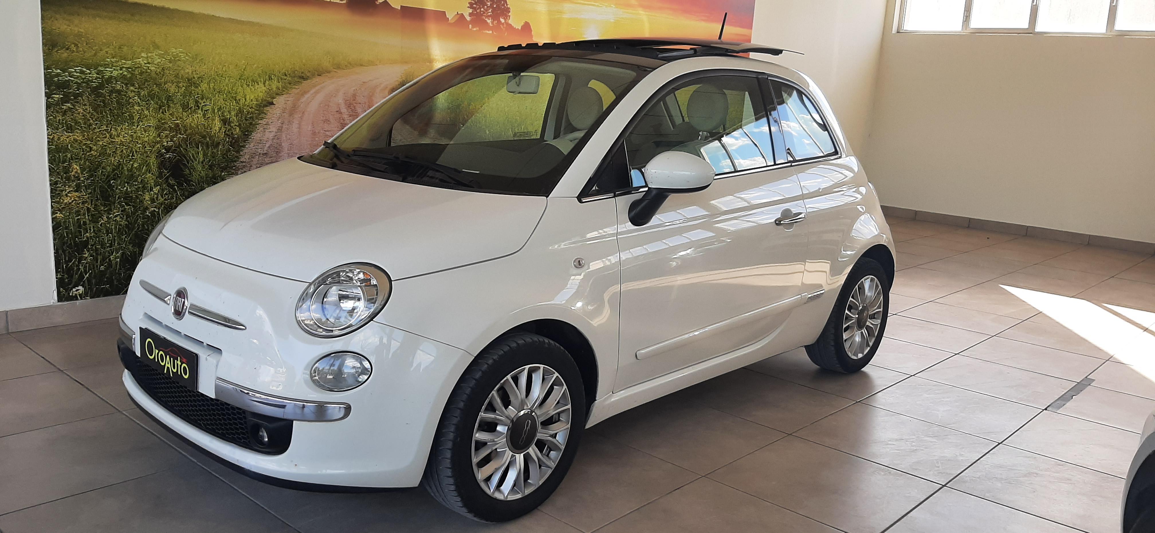 Fiat 500 1.2 Lounge-TETTO APRIBILE-CERCHI-CLIMA-PDC***PRENOTATA***