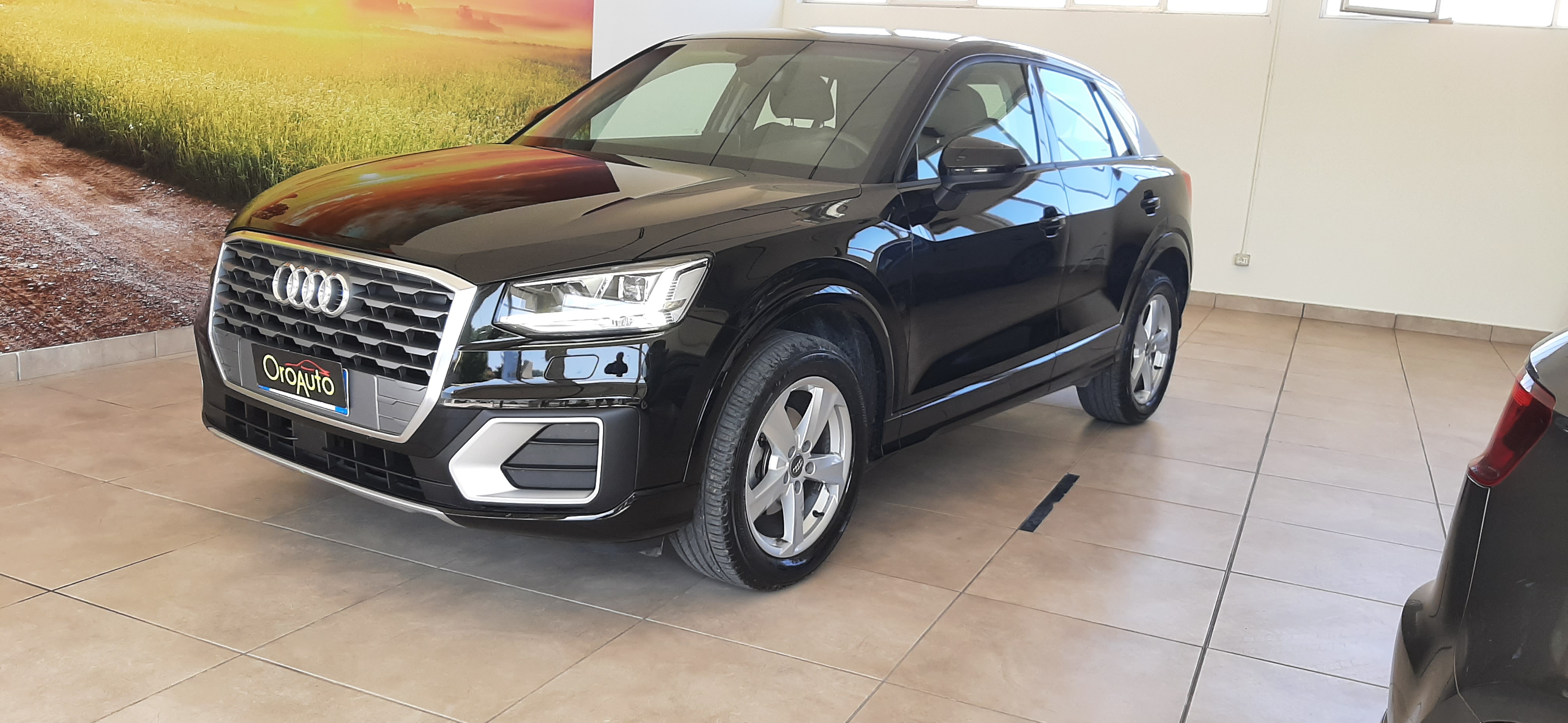 Audi Q2 30 1.0 tfsi Admired-UNIPROPRIETARIO-XENO-NAVI…..