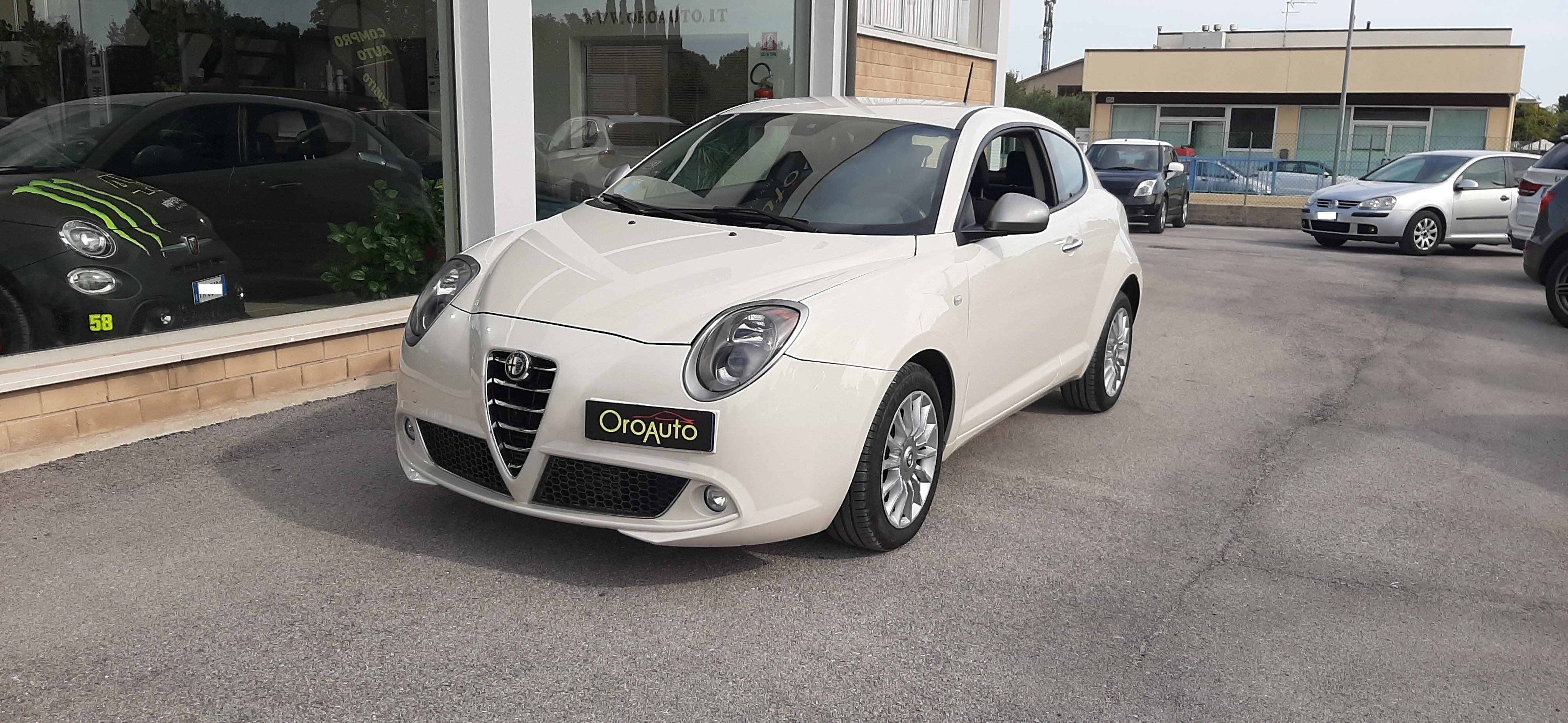 Alfa Romeo MiTo MiTo 1.3 jtdm Progression 85cv OK NEOPATENTATI…