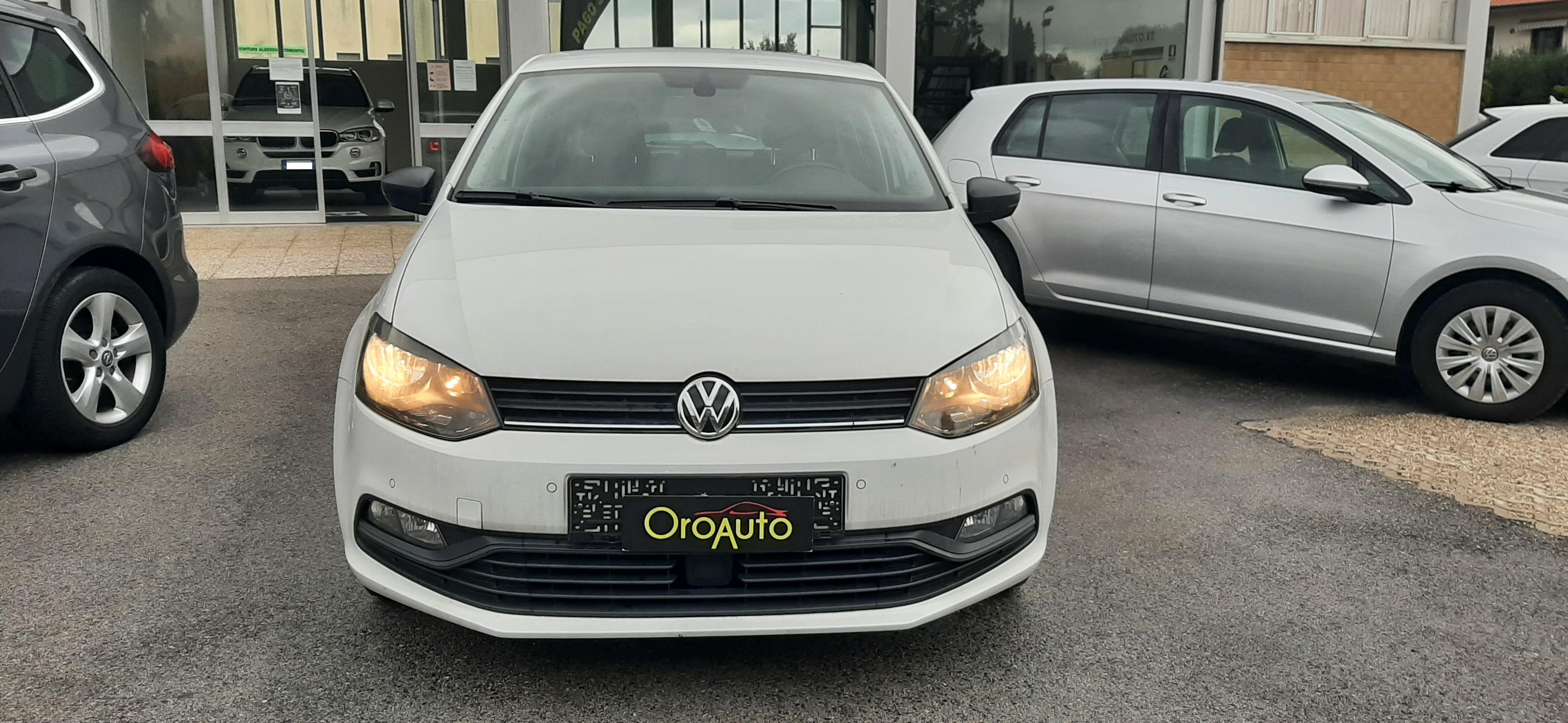 Volkswagen Polo 1.4 TDI 5p-PDC AVANTI E DIETRO-TOUCH-CRUISE-NAVI***VENDUTA***
