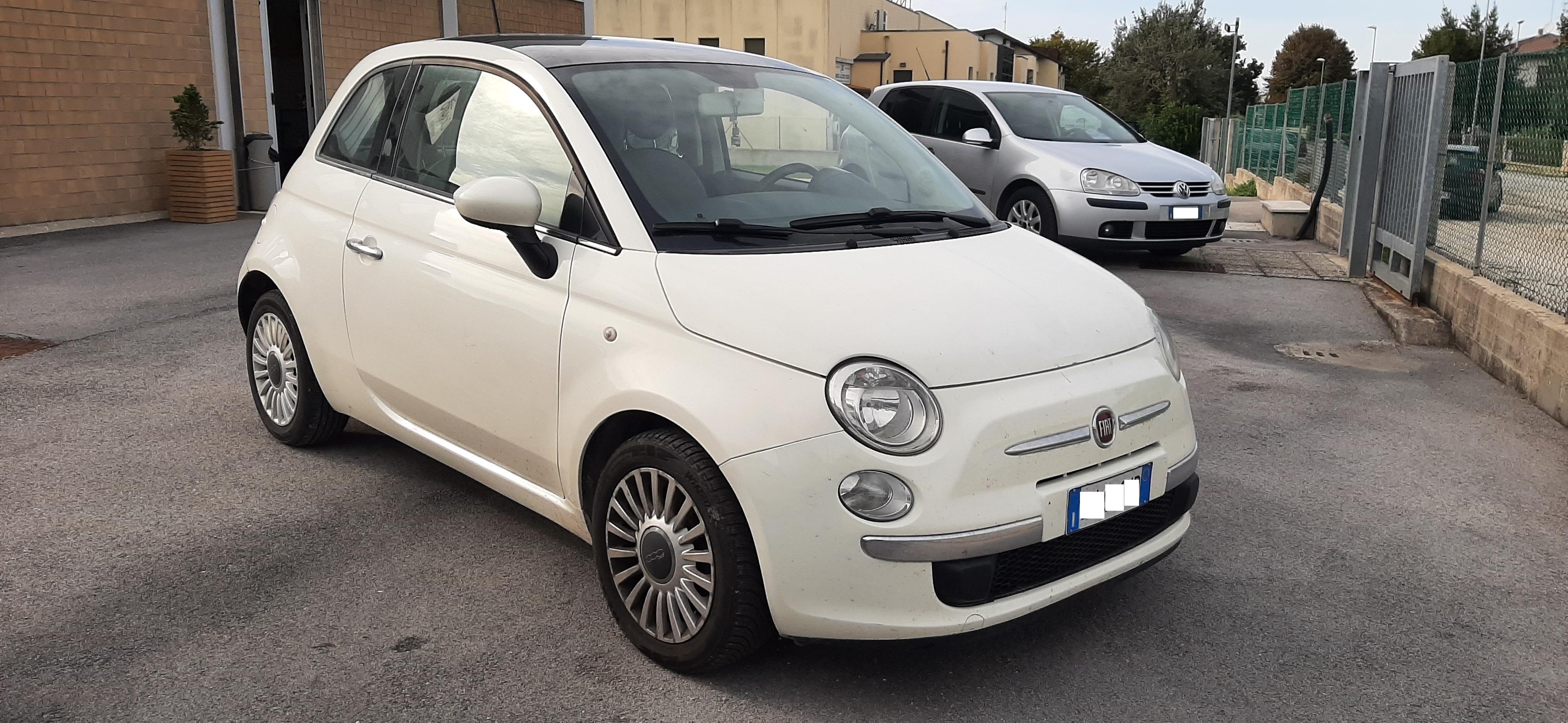 Fiat 500 1.3 mjt 16v Lounge 95cv (LEGGI ANNUNCIO)***VENDUTA***